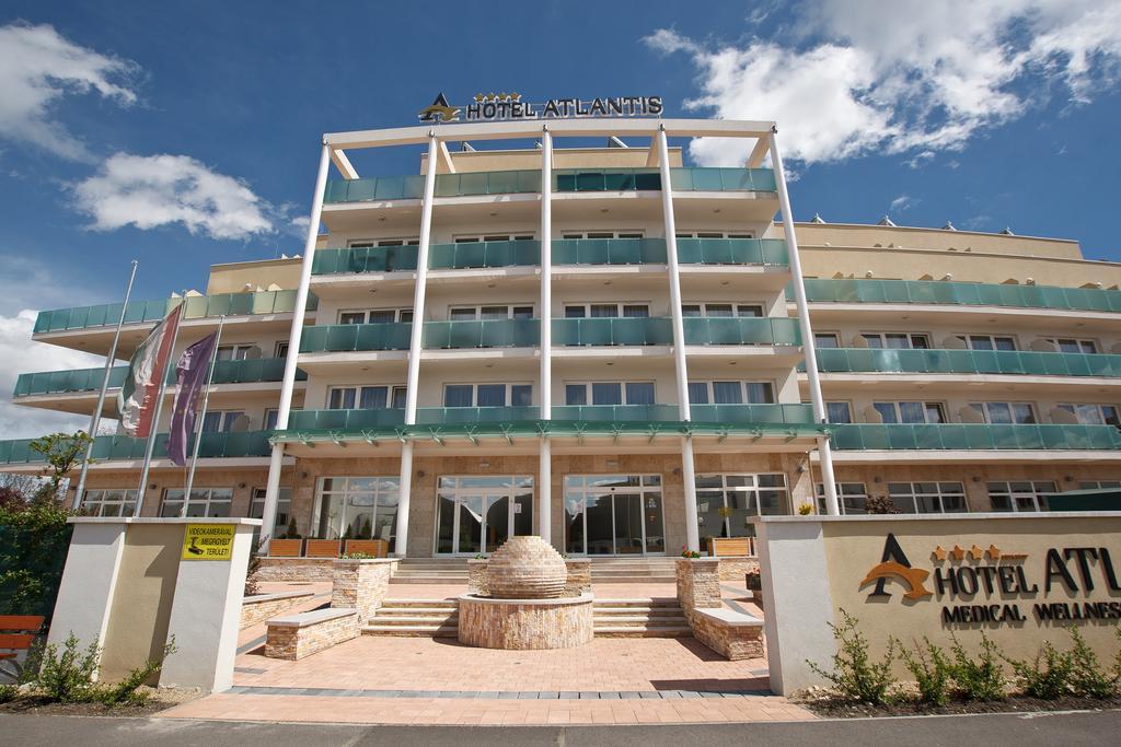 Hotel Atlantis Hajdúszoboszló